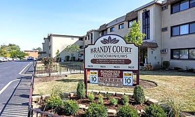 Community Signage, 9629 Brandy Ct 12, 1