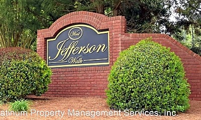 Community Signage, 733 Jefferson Walk Cir, 2