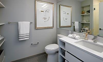 Bathroom, Hub50House, 2
