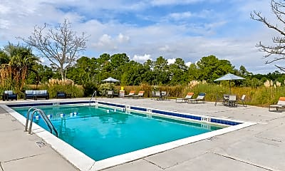 Pool, Planters Trace, 0