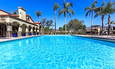 Pool, Club Pacifica Apartment Homes, 0