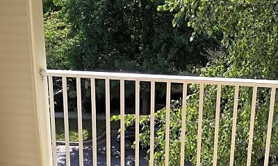 Patio / Deck, 13401 Fountain Club Dr 304, 2