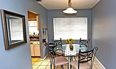 Dining Room, 406 S Westland Ave, 1