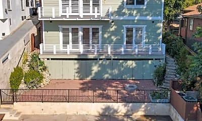 Building, 1132 W Edgeware Rd, 0