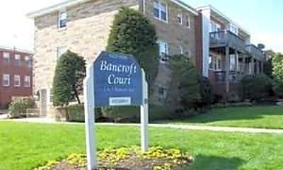 Bancroft Court Apartments, 1