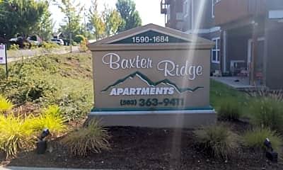 Baxter Ridge, 1