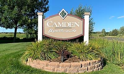 Camden Apartments, 1