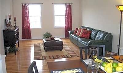 Living Room, 97 Main St 3A, 1
