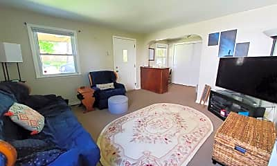 Bedroom, 336 Redwood St, 1