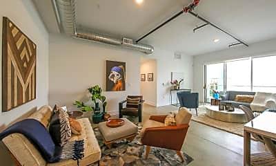 Living Room, R3 Lofts, 0