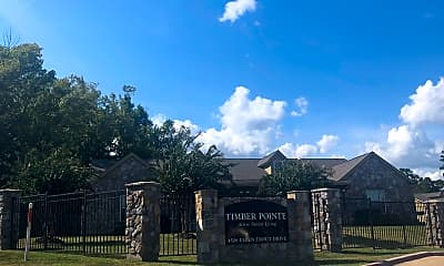 Timber Pointe Apartment Homes, 1