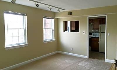 Bedroom, 2105 N Scott St 79, 1