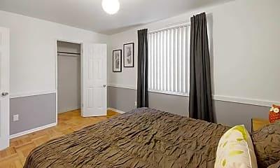Bedroom, Palmer Park Apartments, 2