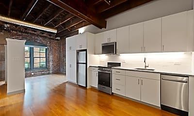 Kitchen, Hartford Carriage House, 0