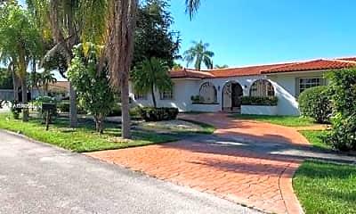 Building, 9325 SW 21st Terrace, 1