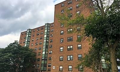 John P. Taylor Apartments, 0