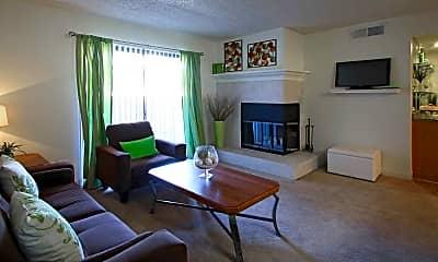 Living Room, Rancho Mirage, 0