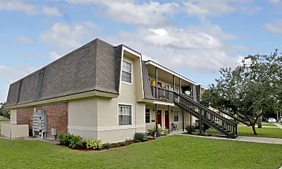 Building, Howell Crossing Apartments, 0