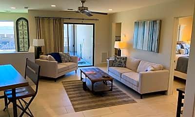 Living Room, 9533 E Quail Trail GH, 0