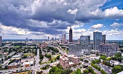 Building, 285 Centennial Olympic Park Dr NW 1106, 2