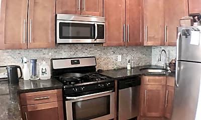 Kitchen, 695 Sackett St 1-B, 2