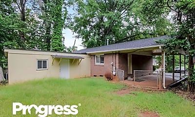 Building, 2939 Ravencroft Dr, 2