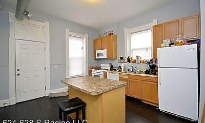 Kitchen, 624 S Racine Ave, 1