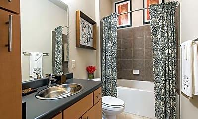 Bathroom, The Millennium Waterway, 2