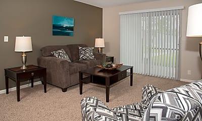 Living Room, Thomasbrook, 1