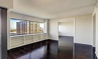 Living Room, 5000 Montrose Blvd, 2