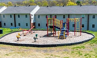 Playground, Mayflower Crossing, 2