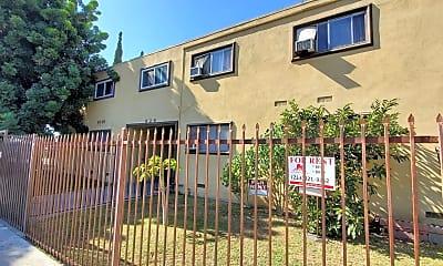 Building, 829 S. Bonnie Brae, 0