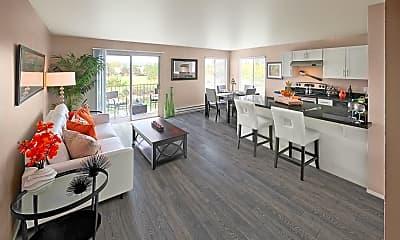 Living Room, 735 Fathom Drive, 0