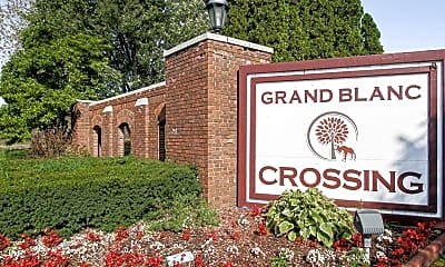 Community Signage, Grand Blanc Crossing, 0