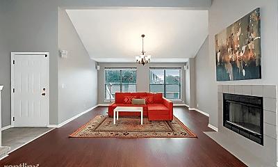 Living Room, 8919 W 106th Terrace, 2