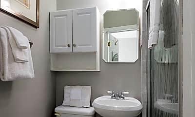 Bathroom, 2136 O St NW, 2