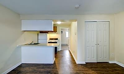 Kitchen, Winchester Apartments, 0