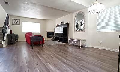Living Room, 14711 Berendo Ave 8, 1
