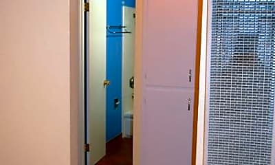 Bedroom, 2414 F St, 2