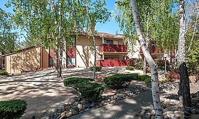 Building, Meridian Terrace Condominium Rentals, 0