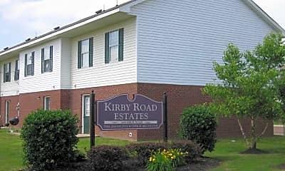Community Signage, Kirby Road Estates, 0