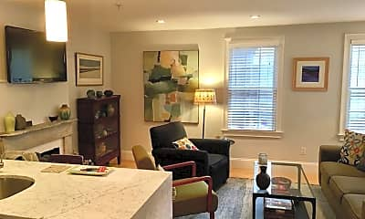 Living Room, 14 Lindall Pl, 2