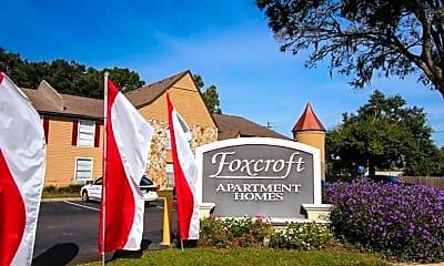 Community Signage, Foxcroft, 2