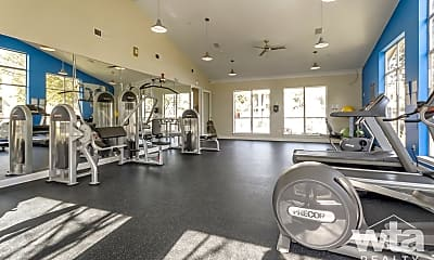 Fitness Weight Room, 3000 N Lakeline Blvd, 2