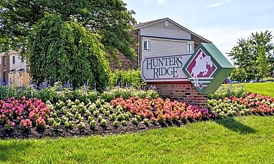 Community Signage, Hunters Ridge, 2