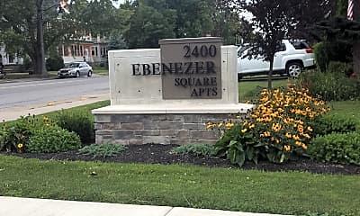 DePaul Ebenezer Square, 1