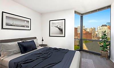 Bedroom, 1120 N LaSalle St, 2