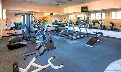 Fitness Weight Room, Regency Park, 2