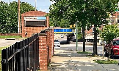 Community Signage, 4017 Eastern Ave 1, 2