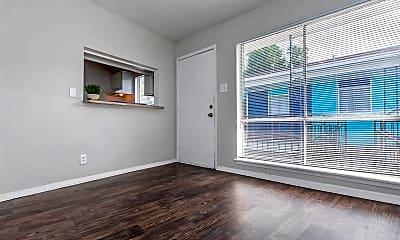 Living Room, 838 Oak St, 1